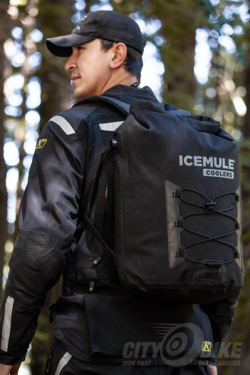 The Pro 23L is also extraordinarily comfortable to wear.