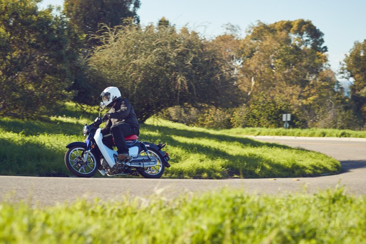 Honda 2019 Super Cub First Ride Review.