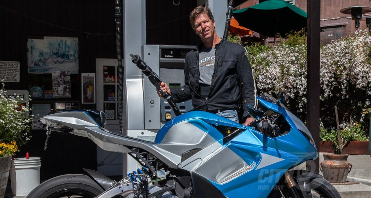 Lightning Motorcycles LS-218 Review