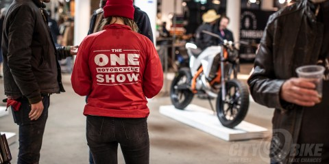 The 10th Annual One Motorcycle Show in Portland Oregon, 2019. Photo: Angelica Rubalcaba,