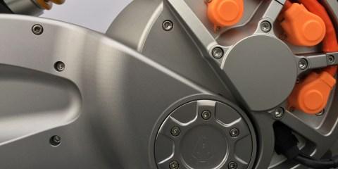 Lightning Strike electric motorcycle motor teaser