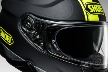 Shoei GT-Air II - new helmet preview
