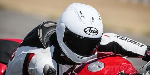 Arai Corsair-X Helmet Review