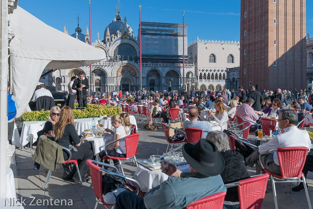 St. Mark's square Venice