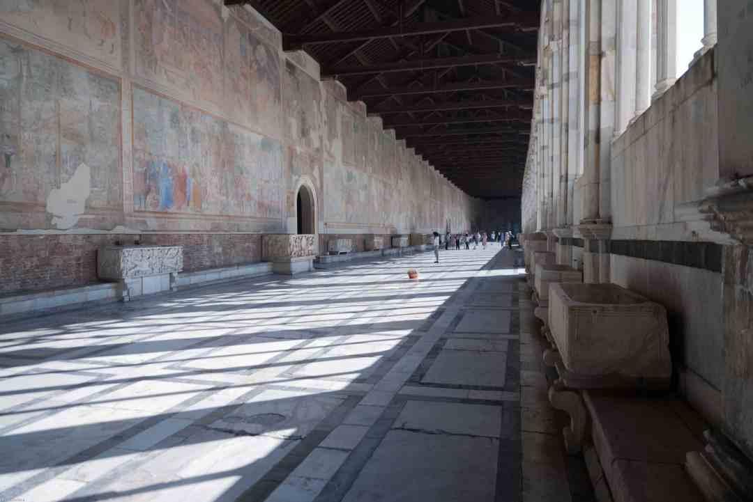 Camposanto Pisa city break