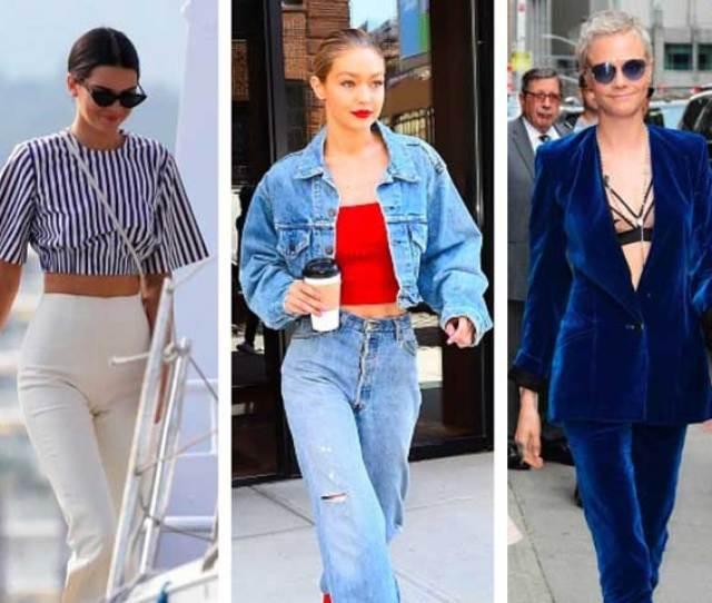 Celebrity Fashion Trends 2017