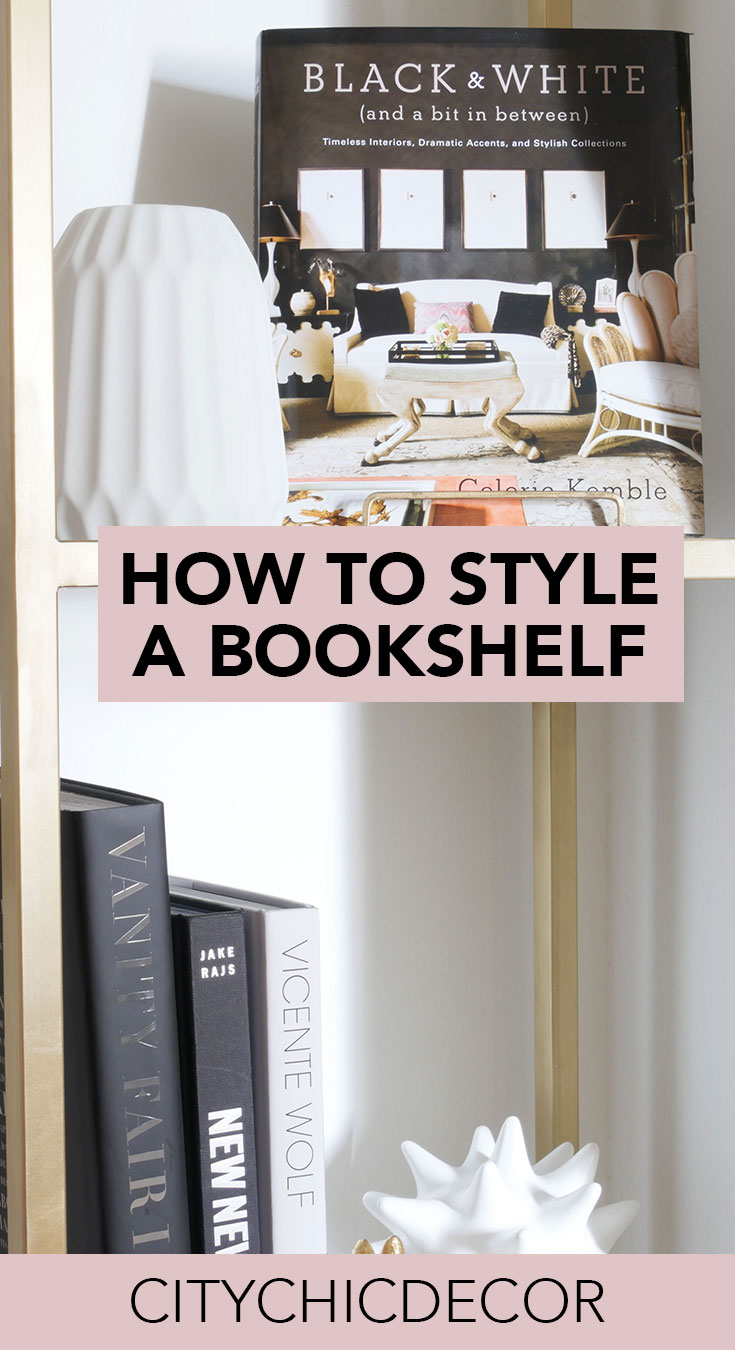 Stupendous How To Style An Etagere Or Bookshelf City Chic Decor Home Interior And Landscaping Ymoonbapapsignezvosmurscom