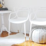 How to Turn Furniture Gold…Without Paint!
