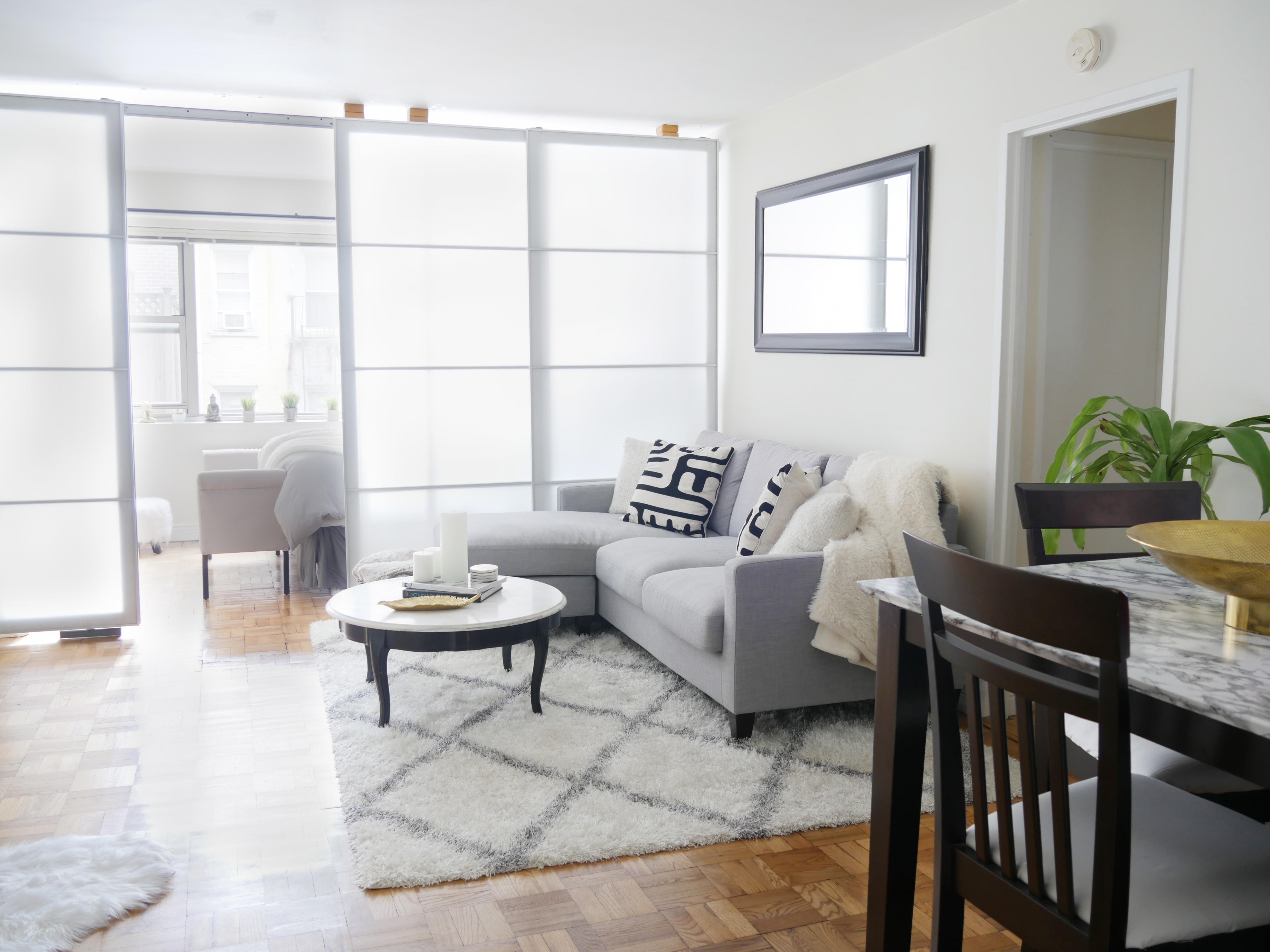 Live In A Studio Apartment And Need To Create A Room Divider? Need Some  Studio