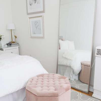 Organizational Tips for Tiny Bedrooms