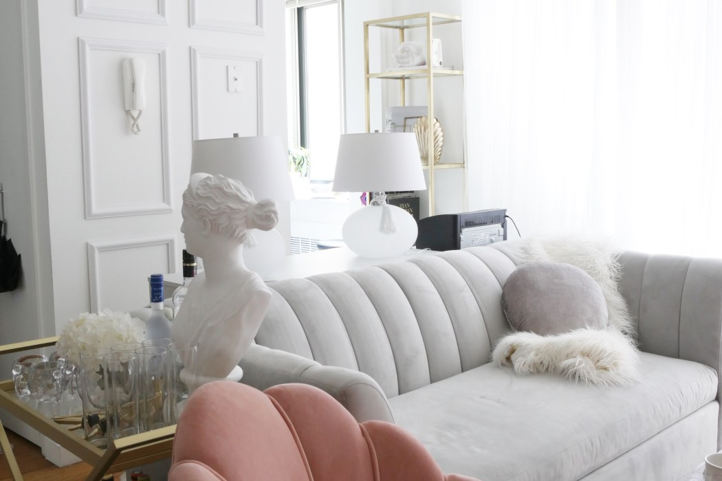 How to Add Wainscoting to a Rental Home