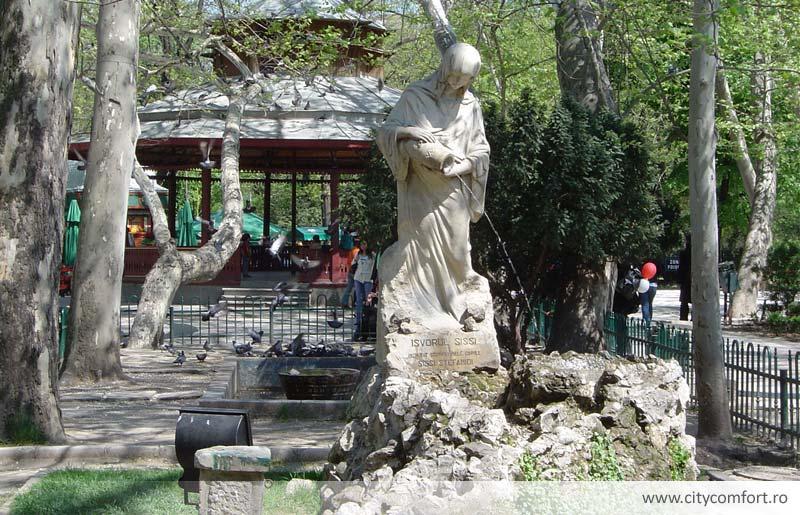 Image result for Cismigiu