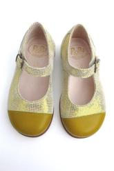PèPè Children Shoes pe 15  cod 1215 CHIGNON GIALLO 138€