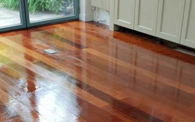 Stockbridge Hardwood Mahogany Flooring