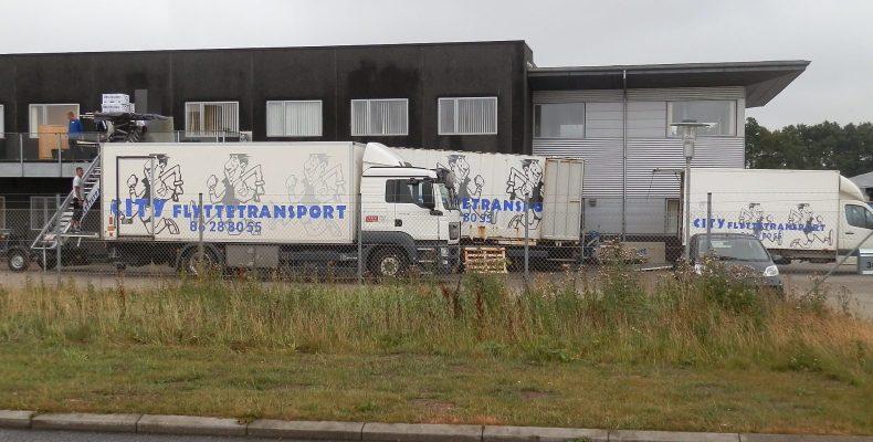 City Flyttetransport Aarhus