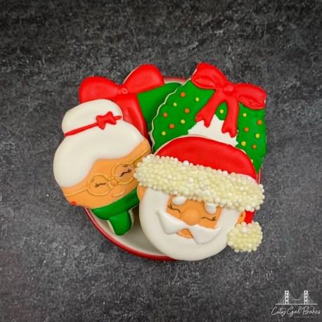 Santa Claus Gift Set