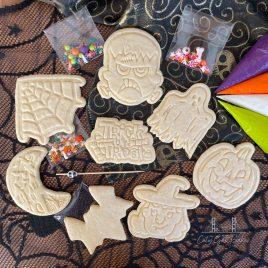 Halloween DIY Cookie Decorating Kit