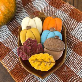 Acorn Plate Gift Set