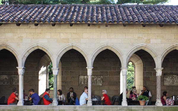 Trie Cafe Cloisters
