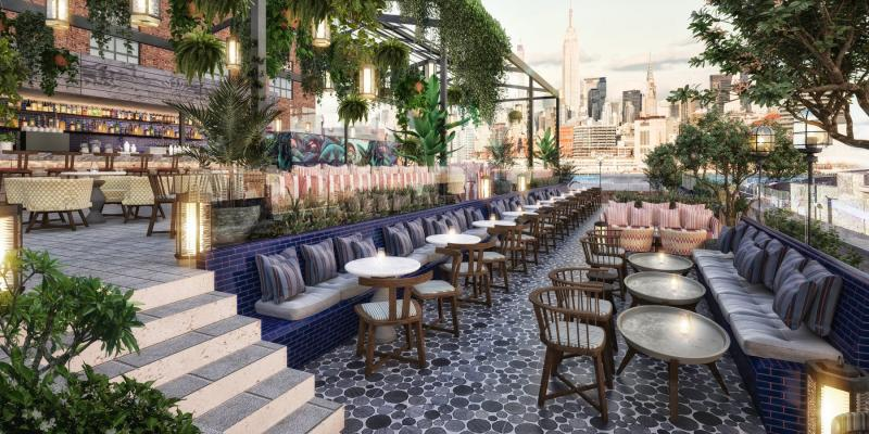 5 Must See Rooftop Bars In New York City