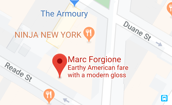 Marc Forgione - restaurant location
