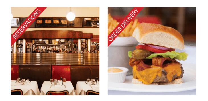 The Odeon Restaurant - brunch in NYC