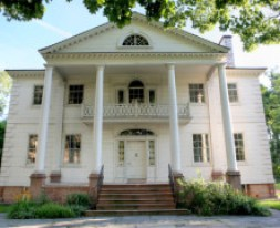 Morris-Jumel Mansion, Manhattan. Image Credit: Morris-Jumel Mansion, Inc.