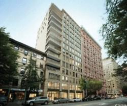 Rendering of Lucerne-Adjacent Development located at 203 West 79th Street, Manhattan. Image credit: Morris Adjmi/Curbed.
