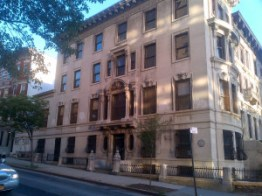 280 Convent Street, Manhattan. Image Credit: Hamilton Heights