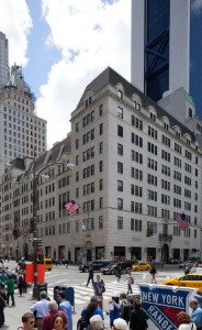 Bergdorf Goodman department store in Midtown Manhattan. Image credit: LPC