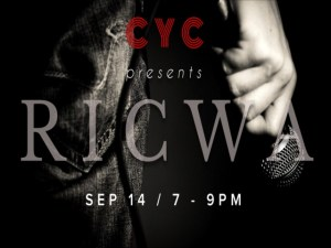 CYC Presents RICWA