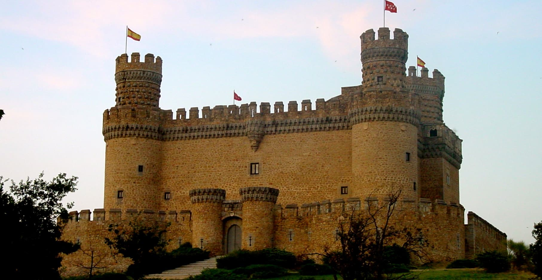 9 Me Val Castles In Amp Around Madrid