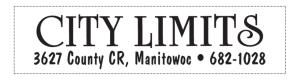 City Limits 3627 county cr manitowoc 682-1028