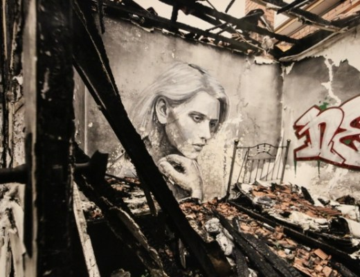 Rone Exhibition - Melbourne