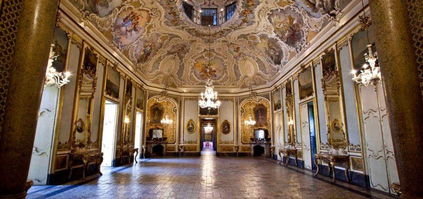 Resultado de imagen de palazzo biscari catania