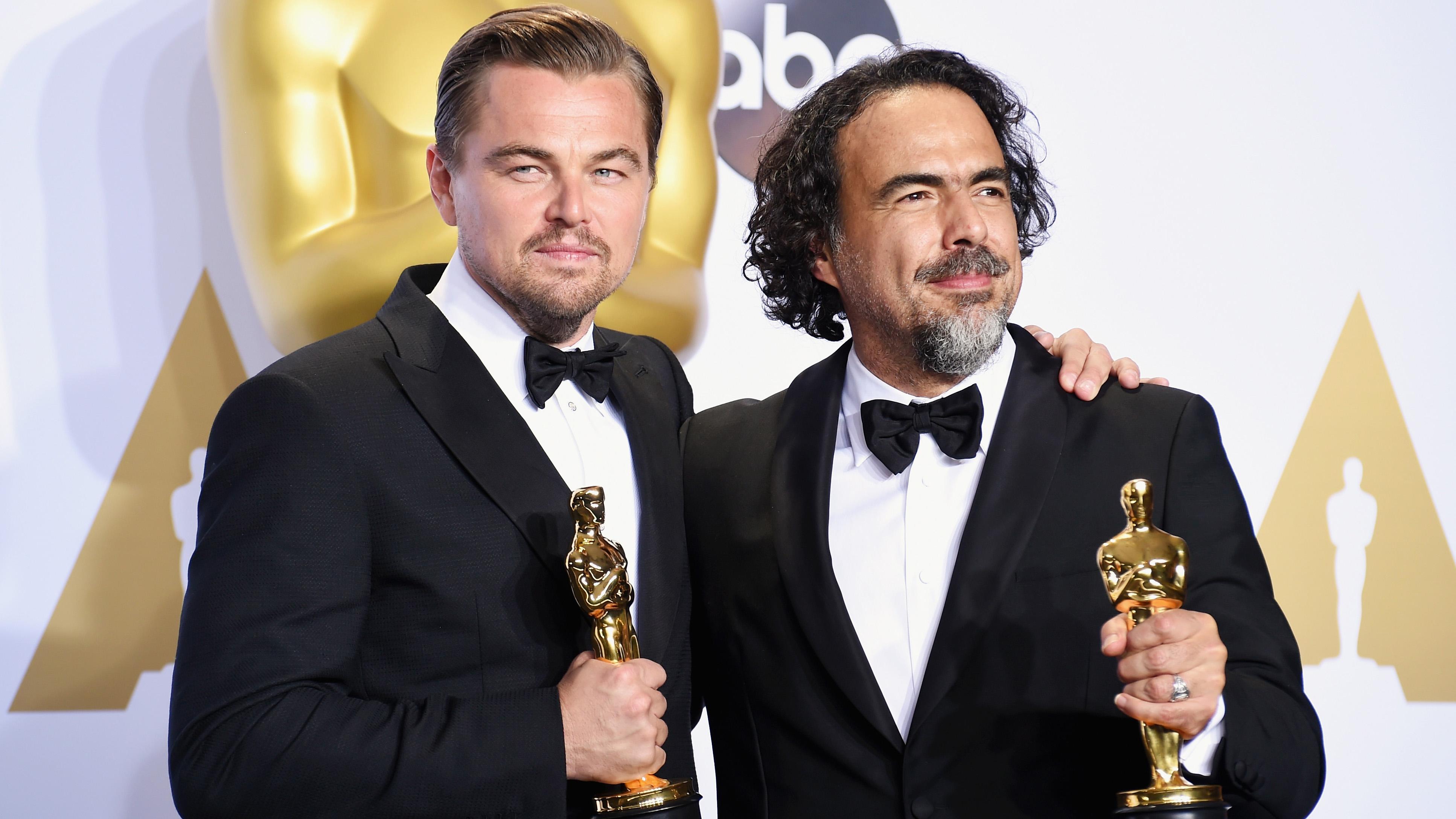 'The Revenant' won big at the Oscars, with Leonardo DiCaprio claiming best actor and Alejandro Gonzalez Inarritu winning best director on Feb. 28, 2016. FILMMAGIC/Jeff Kravitz.