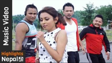 Photo of Aakasaiko Nilo Ranga – New Nepali Modern Pop Song 2017/2073   Dinesh Bista