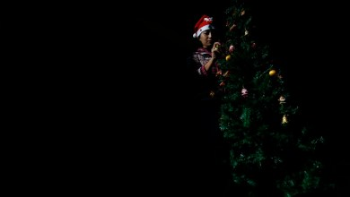 Photo of Christmas around the corner