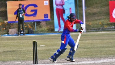 Photo of Nepal beat the Maldives, clinch bronze medal in men's cricket