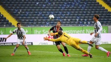 Photo of Frankfurt rally late to draw with Freiburg and stem losing run