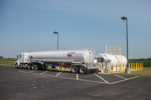 Self service fuel available at Carmi's southern Illinois airport
