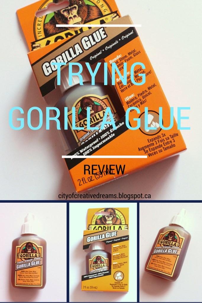 gorilla glue review