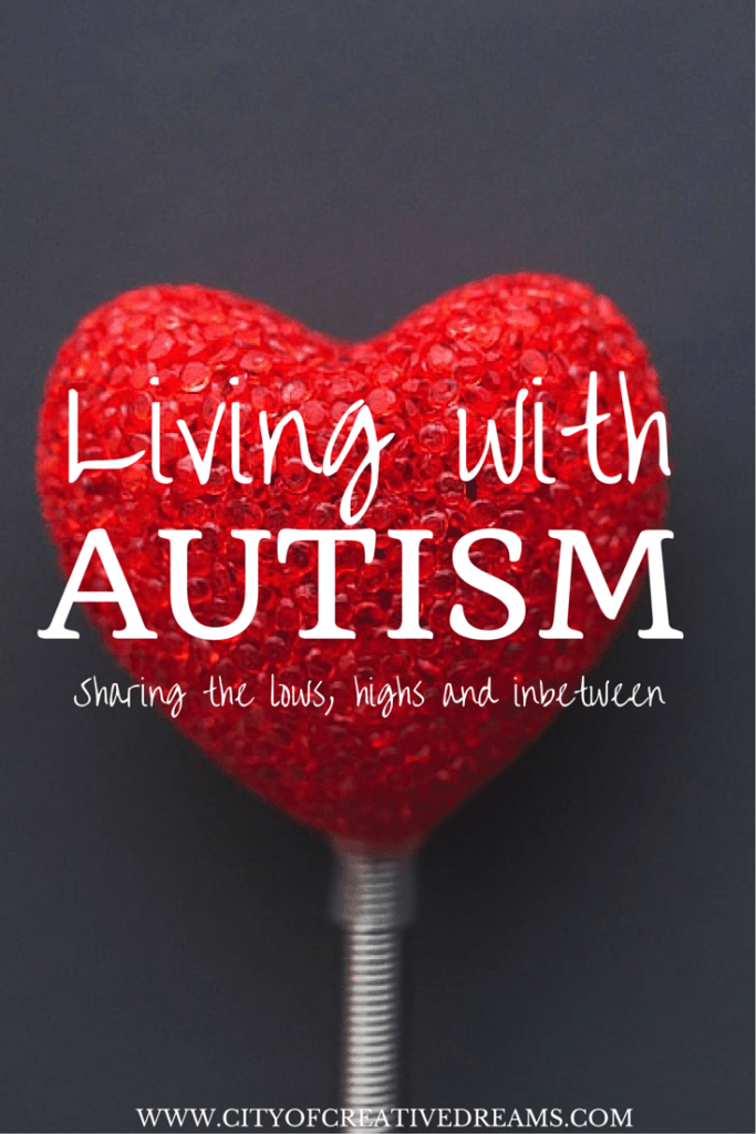 Living With Autism - Entry 2 | City of Creative Dreams