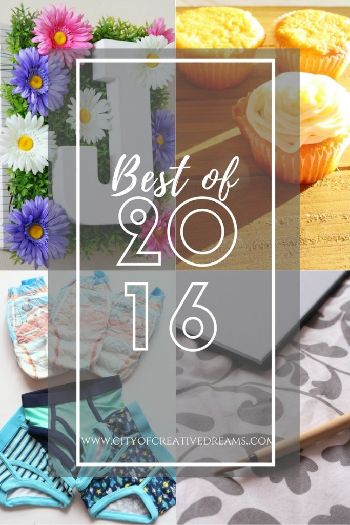 The Best of 2016 | City of Creative Dreams
