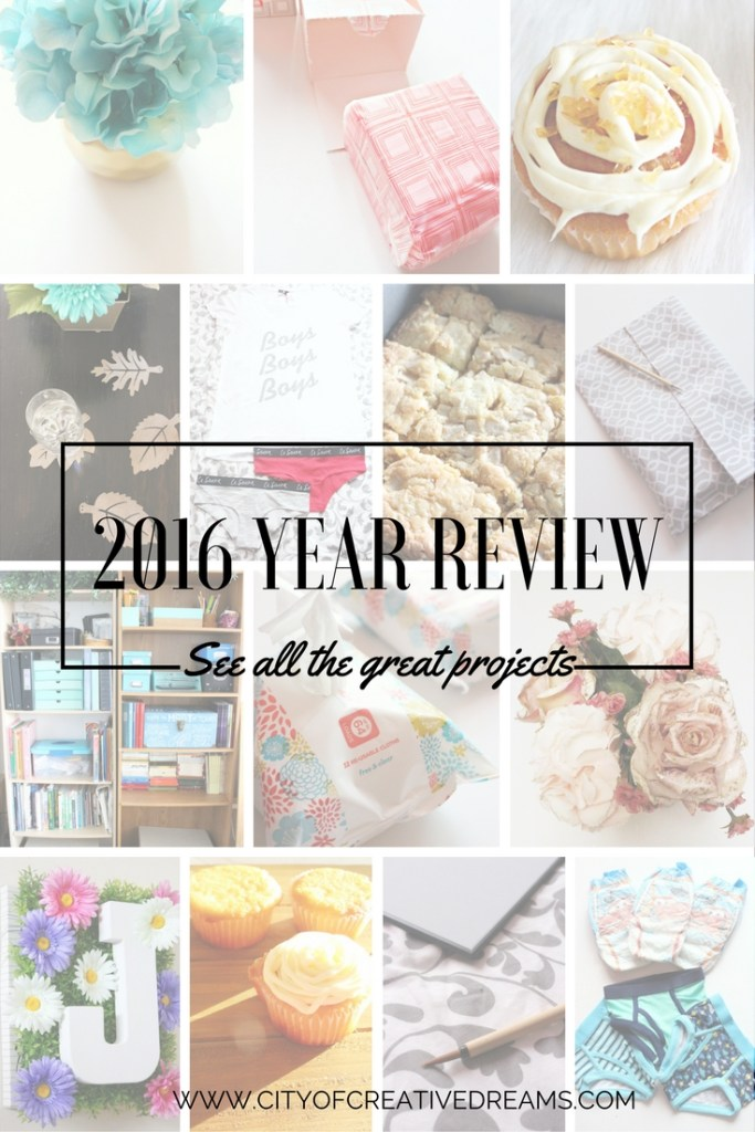 2016 Year Review - City of Creative Dreams
