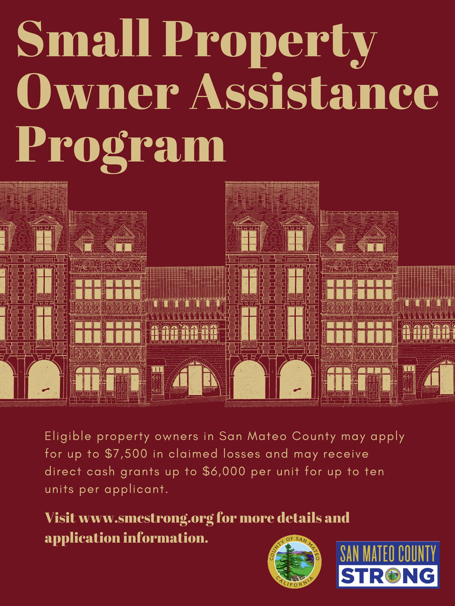 Small Property Owner Assistance Program