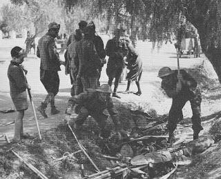 Destroying equipment in nafplio_1941