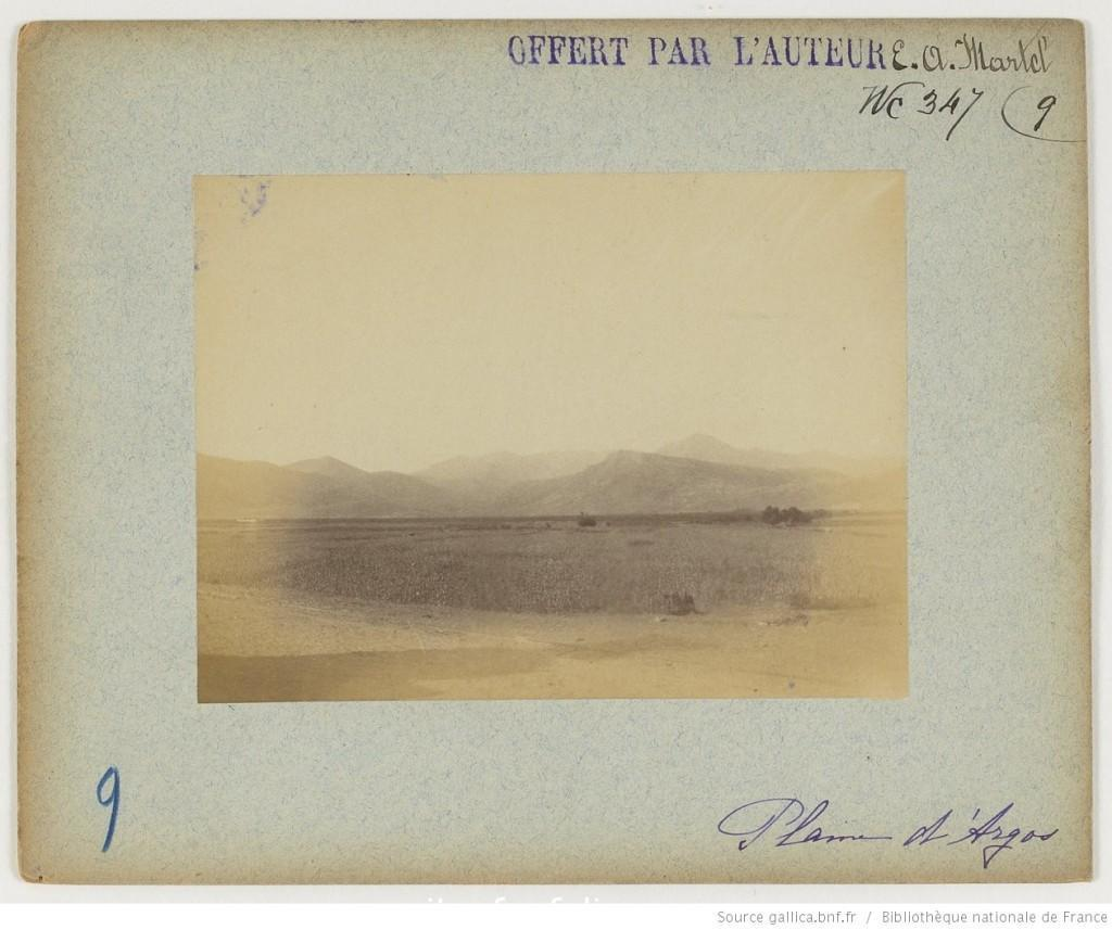 Plaine d'Argos_Martel Édouard-Alfred_1892_2