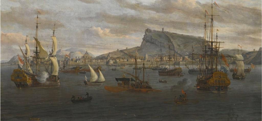 Πίνακας του Ναυπλίου, Abraham Jansz Storck