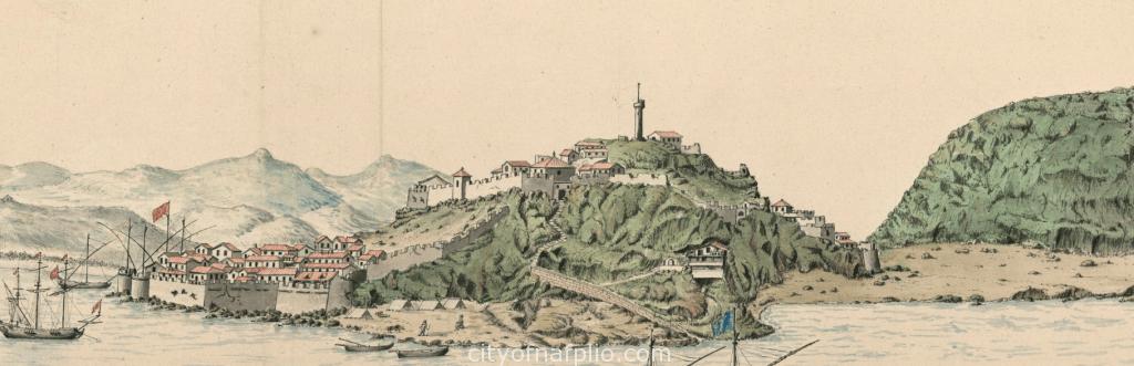 Napoli de Romania [dessin] levé par François Dubuisson, en l'an 1698_snapshot1